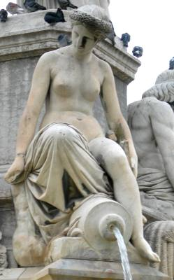 James Pradier : L'Eure
