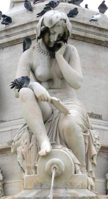 James Pradier : Nemausa