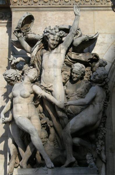 Jean-Baptiste Carpeaux : La Danse