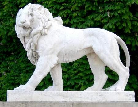 Sculptures Paris Jardin Du Luxembourg Les Animaux