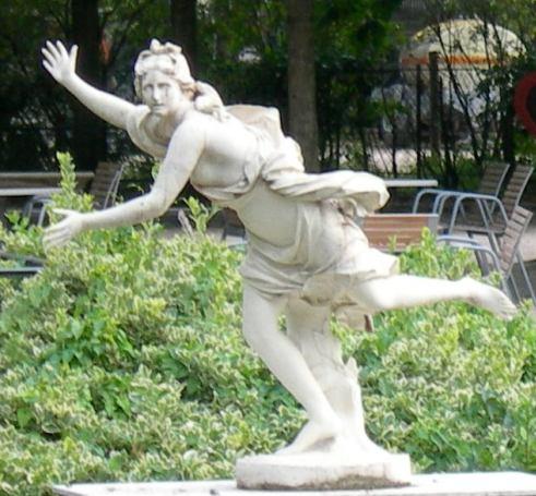 Jardin Des Tuileries Le Grand Couvert