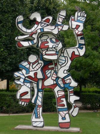 Jardin des tuileries sculptures modernes - Sculpture jardin des tuileries ...