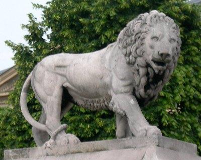 Jardin des tuileries lions - Statues jardin des tuileries ...