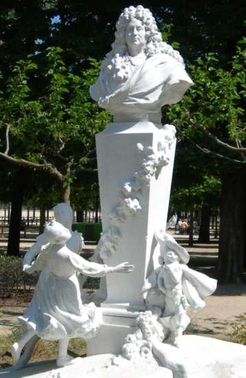 Sculptures dans les lieux publics pech - Statues jardin des tuileries ...