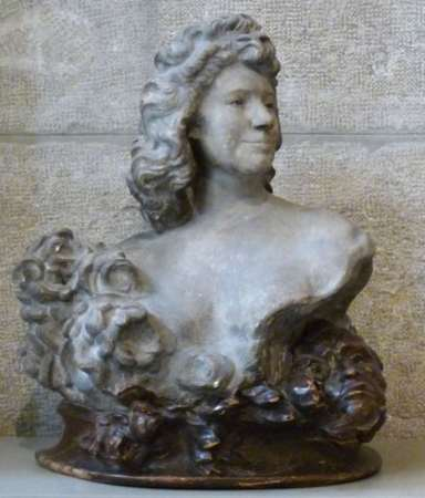 Antoine Bourdelle : Madame Marguerite Vuillaume, cantatrice