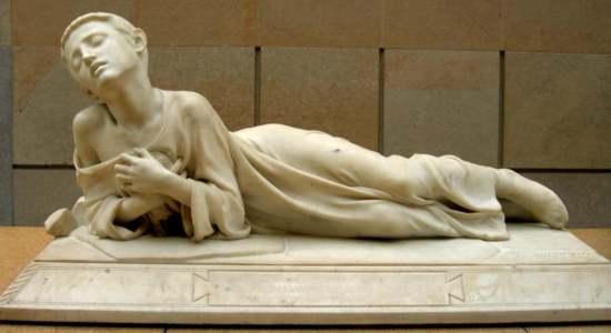 sculpture orsay