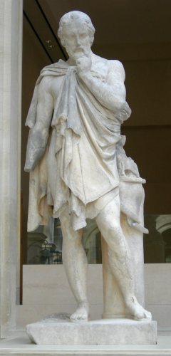 James Pradier : Phidias